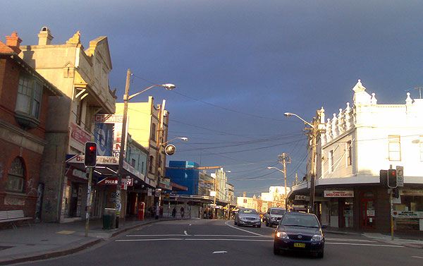 Photograph of Enmore Rd, Enmore