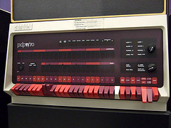 Digital PDP-11/20 minicomputer: click for a closer view