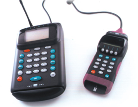 Charlwood Design's wireless EFTPOS terminal
