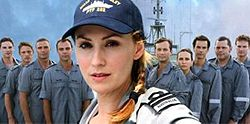 Photograph of Sea Patrol cast
