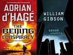 Covers of The Beijing Conspiracy and Spook Country