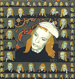 Cover from Brian Eno album Taking Tiger Mountain (By Strategy)