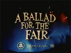 Image from Ballad for Worlds Fair movie
