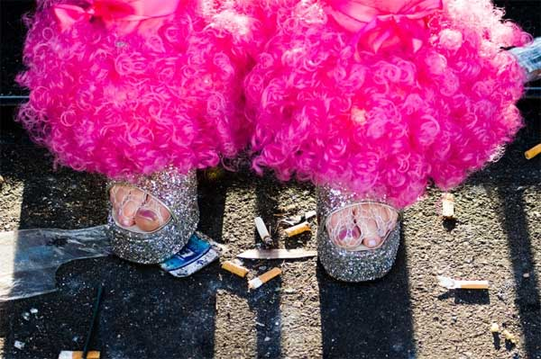 Trinn Suwannapha photo: Pink Force