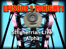 Episode 1 Tonight: Stilgherrian Live Alpha
