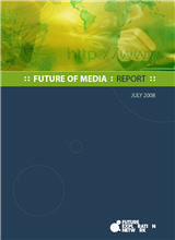 Future of Media Report cover