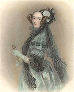 Painting of Ada Lovelace