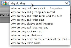 "Screenshot of Google asking ""Why do they..."""