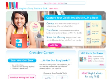 Screenshot of Tikatok website: click to visit website