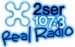 2SER 207.3 Real Radio logo