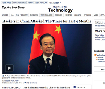 Screenshot of NYTimes.com: click for original story