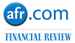 Australian Financial Review masthead