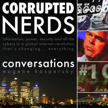Corrupted Nerds: Conversations cover image: click for the first episode
