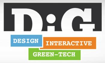 DiG Festival logo: click for official website