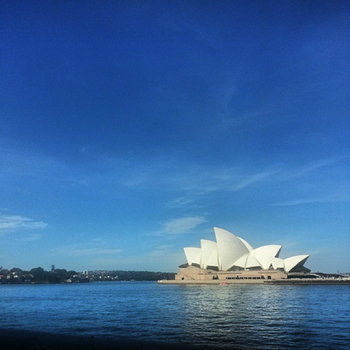 Sydney Opera House: click to embiggen
