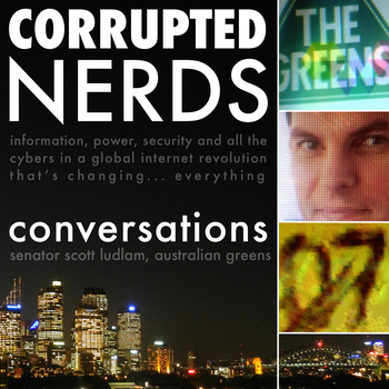 Cover art for Corrupted Nerds: Conversations episode 7: click for podcast page