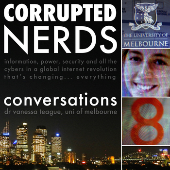 Cover art for Corrupted Nerds episode 8: click for podcast page