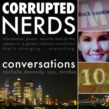 Cover image for Corrupted Nerds: Conversations episode 10: click for podcast page