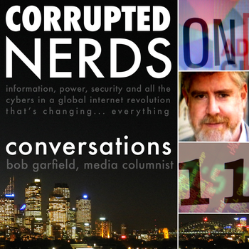 Corrupted Nerds 11 cover image: click for podcast page