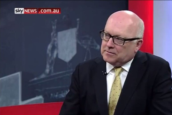 Senator George Brandis on Sky News: click for full video