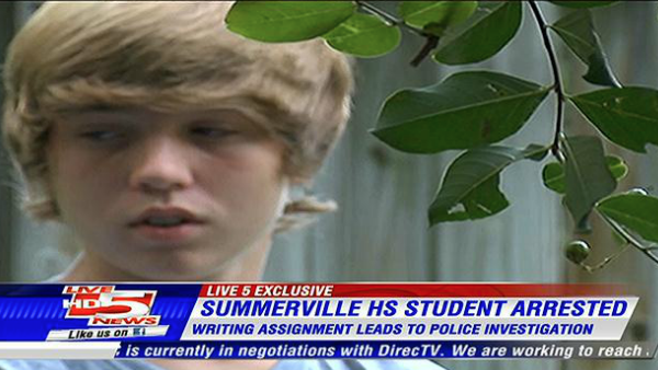 Screenshot from WCSC Live 5 News: click for original news story