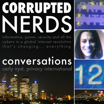 Corrupted Nerds 12 cover image: click for podcast page