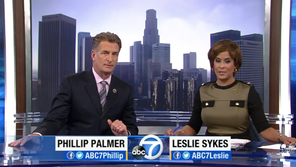 ABC7 Los Angeles screenshot