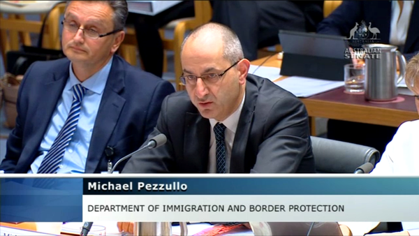 Michael Pezzullo, Secretary, Department of Immigration and Border Protection