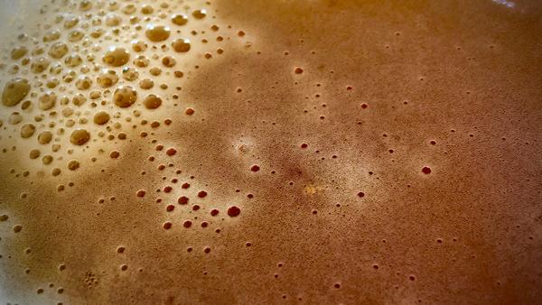 Beer Bubbles: click to embiggen