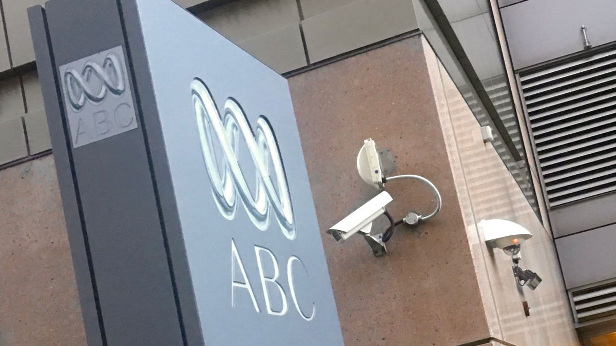 Signage at ABC Ultimo