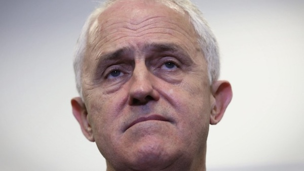 Photo of Malcolm Turnbull by Andrew Meares