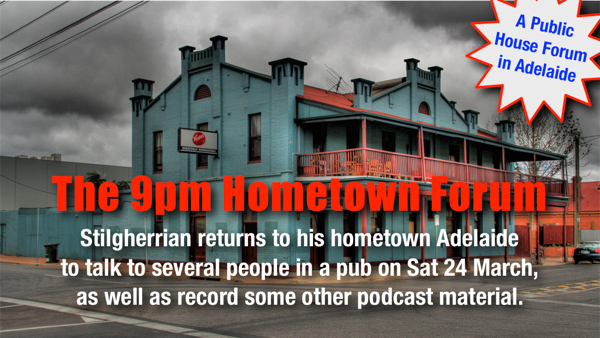 The 9pm Hometown Forum