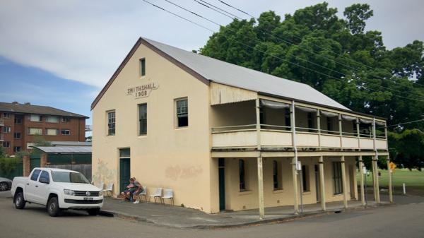 Smith's Hall, Rozelle