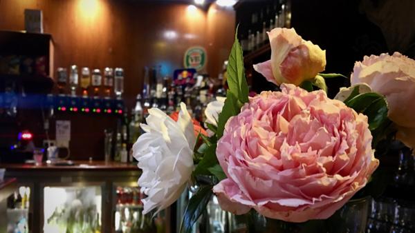Antique Roses at The Alex