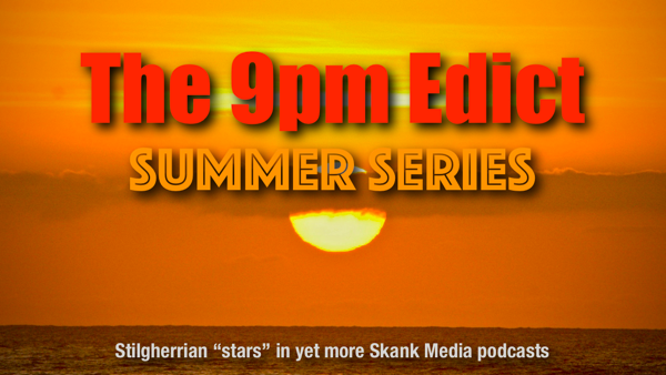 The 9pm Edict Summer Series: Click for Pozible campaign