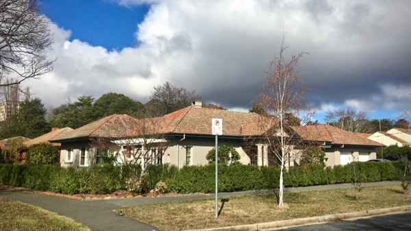 Canberra Bungalow