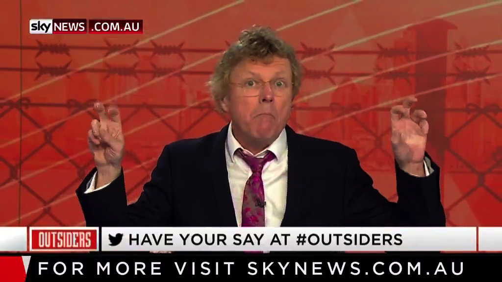 Rowan Dean on Sky News Australia