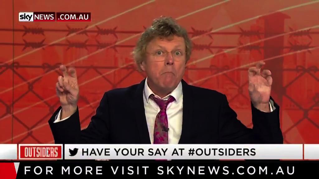 Rowan Dean on Sky News Australia