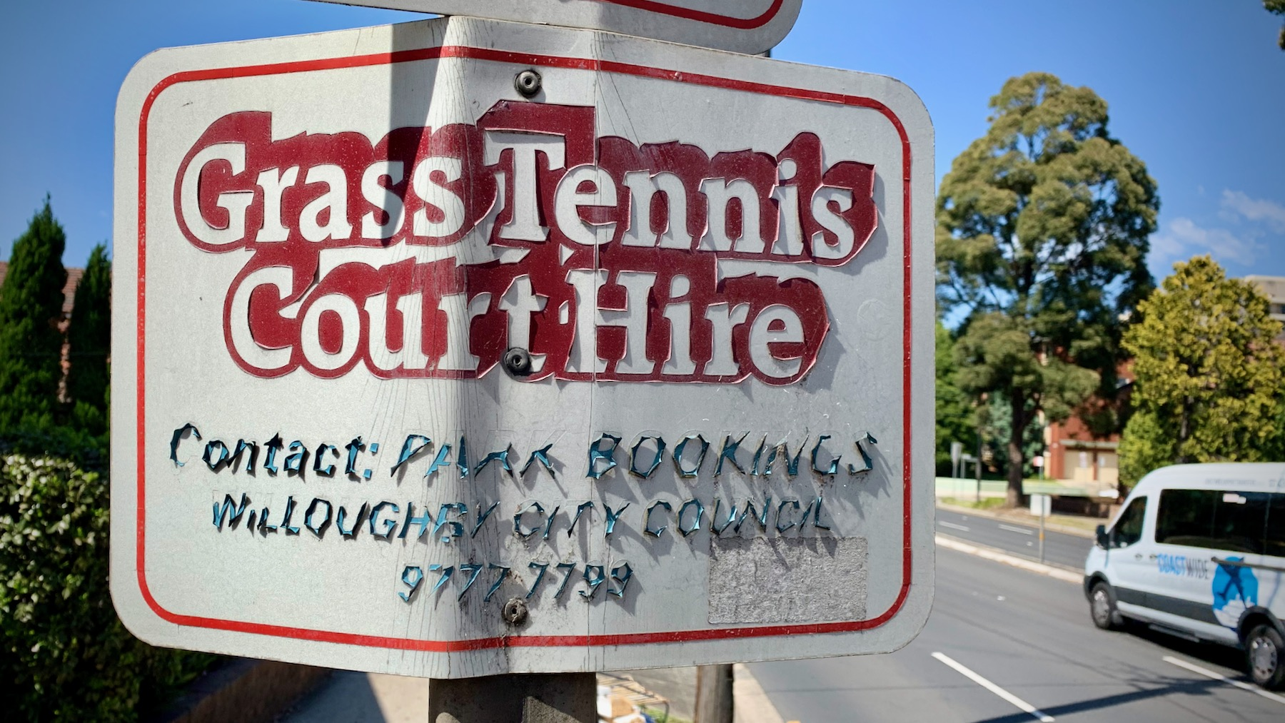 Grass Tennis Court Hire