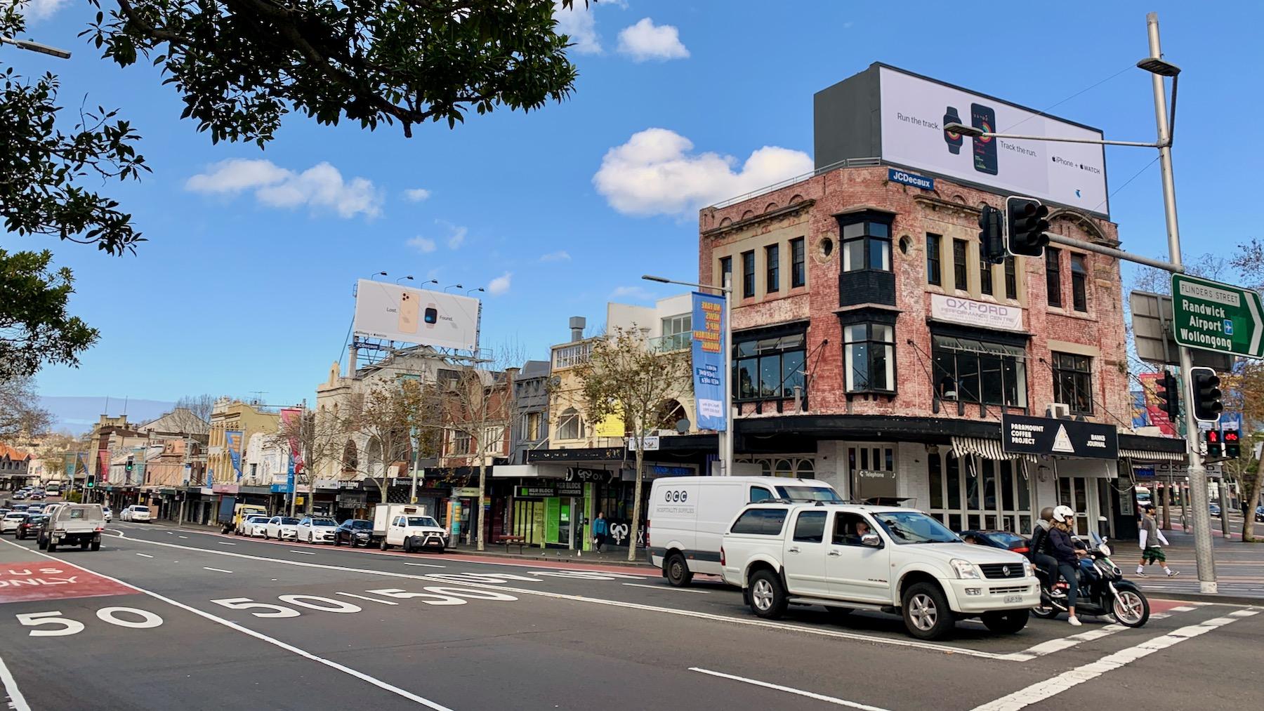 Oxford Street, Sydney